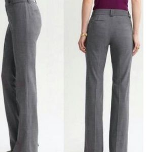 Banana Republic Women's Pants Gray Size 10